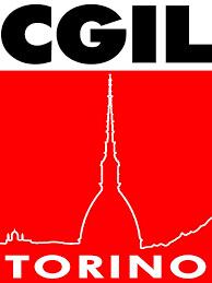 Logo Camera del Lavoro Provinciale Torino - CGIL