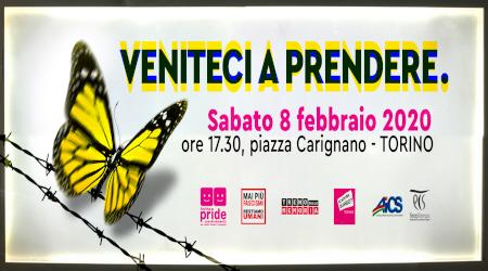 Cgil Cisl Uil Torino in piazza Carignano sabato 8 febbraio per dire no ai fascismi
